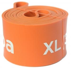 Widerstandsband Größe XL (Widerstand 32kg - 79kg) Farbe Orange Fitnessband zum Effektiven Krafttraining Resistance Band